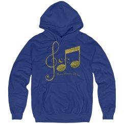 GoldenMusicNotesMoon&Star