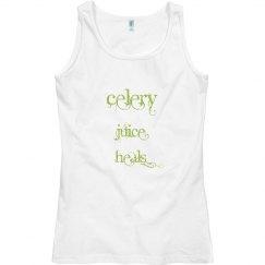 Celery Juice Heals