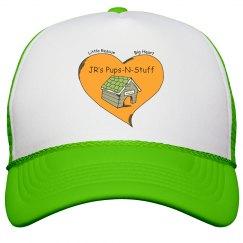 Jrs logo hat