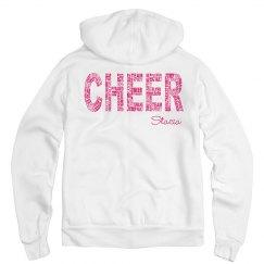 Typography Cheer Art
