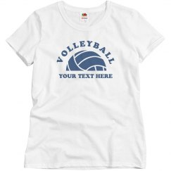 Personalized Custom Volleyball Team
