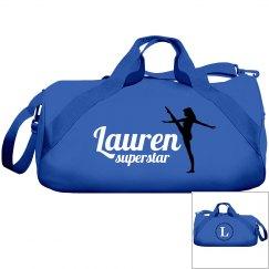 LAUREN superstar