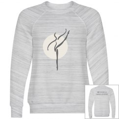 Grey Triblend Sweatshirt