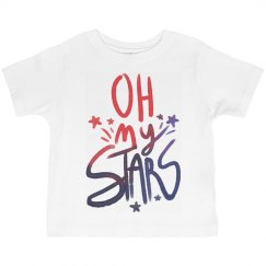Oh My Stars Independence Day Toddler