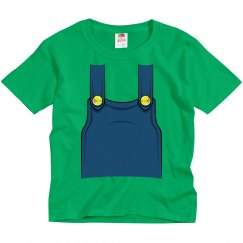 Youth Plumber Overalls