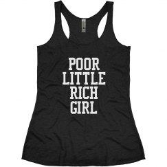 Poor Little Rich Girl - Black