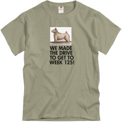Art Infliction Week 125 Commemorative T-Shirt