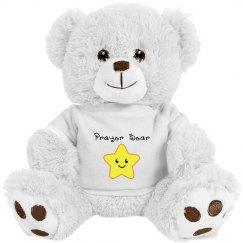 Brown Prayer Bear