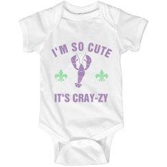 So Cute It's Cray-zy Mardi Gras