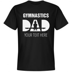 Gymnastics Dad Custom Design