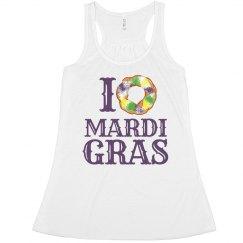 I Love Mardi Gras
