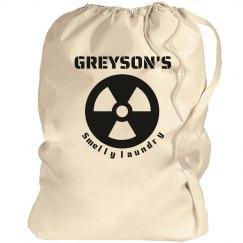 GREYSON. Laundry bag