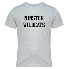 minster wildcat youth tee