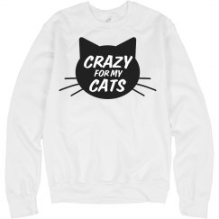 Crazy for Cats