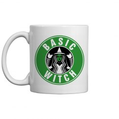 Basic Bitch Witch Mug