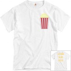 Pop corn shirts