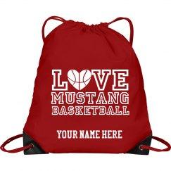 Love Mustang basketball