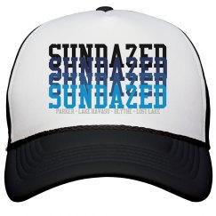 SUNDAZED TRUCKER HAT