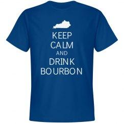 Keep Calm KY Bourbon