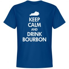 Keep Calm KY Bourbon