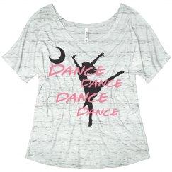 Dance Dolman Tee