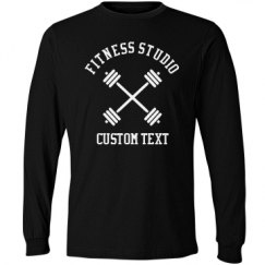 Unisex Lightweight Long Sleeve Tee