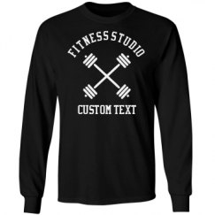 Unisex Cotton Long Sleeve Tee