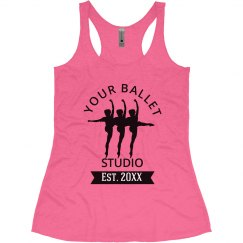 Your Ballet Studio Logo