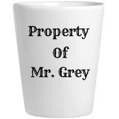Property shot glass