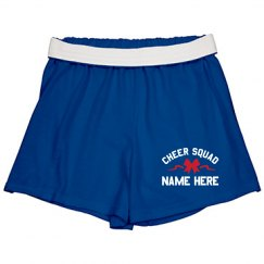 Cheer Squad Bow Shorts