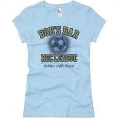 Bob's Bar Soccer League