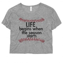 Life Begins - Softball