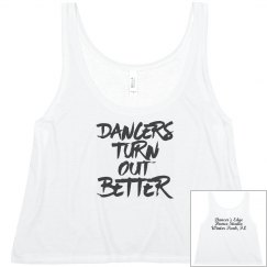 Dancer's Edge Adult Crop