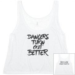 Dancer's Edge Adult Crop