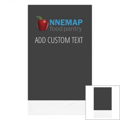 CUSTOM TEXT WITH LOGO FACE COVER
