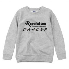 Youth Revolution Dancer sweatshirt
