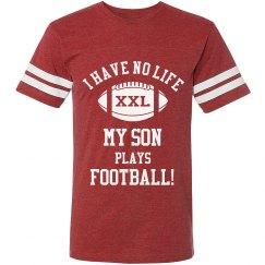 My Son Plays Football Dad