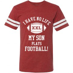 My Son Plays Football Dad