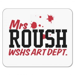 Art Department Mouse Pad