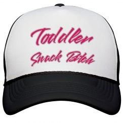 Toddler Snack B**** (hat)