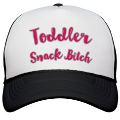 Toddler Snack B**** (hat)
