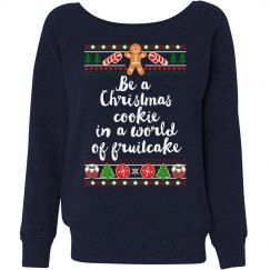 Fruitcake Sweater