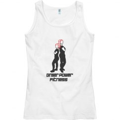 Ginger Power Fitness Tank Ladies