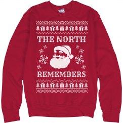 The North Remembers Funny Santa