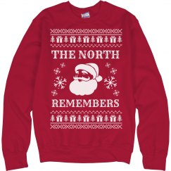 The North Remembers Funny Santa