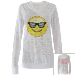 MGF Cool Emoji Thin Sweatshirt