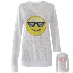 MGF Cool Emoji Thin Sweatshirt