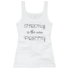 Strong Pretty