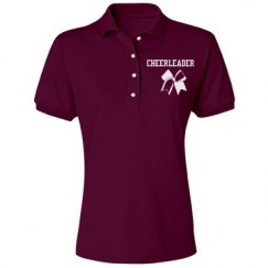 Cheerleader Polo