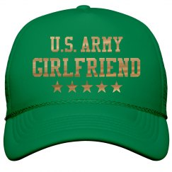 Metallic Gold U.S. Army Girlfriend